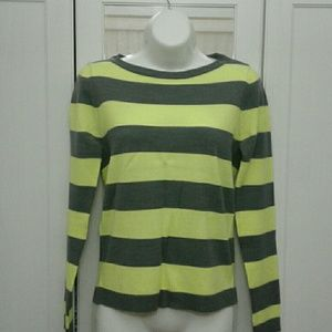 NWOT Bongo Striped Sweater